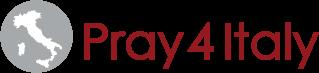 Pray4Italy Logo